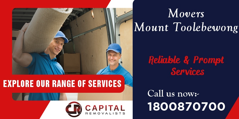 Movers Mount Toolebewong