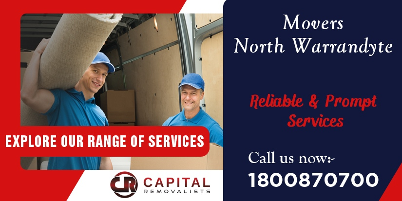 Movers North Warrandyte