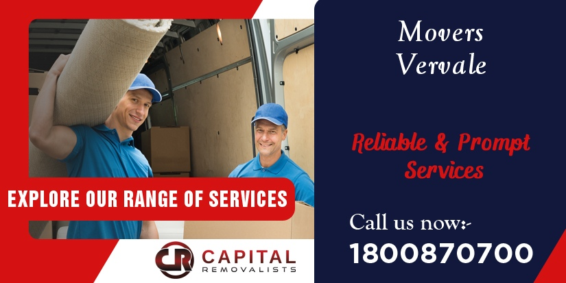 Movers Vervale