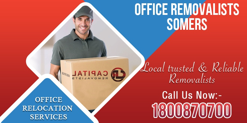 Office Removalists Somers