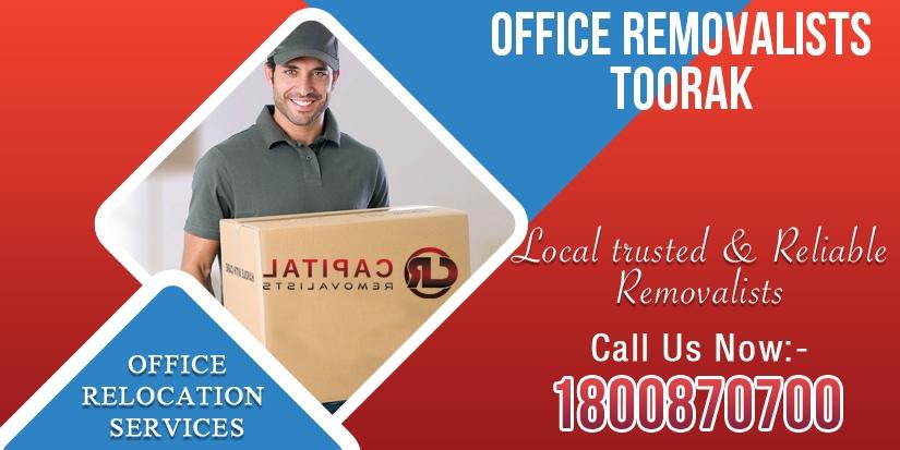 Office Removalists Toorak