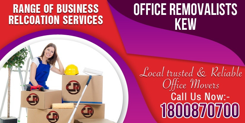 Office Removalists Kew