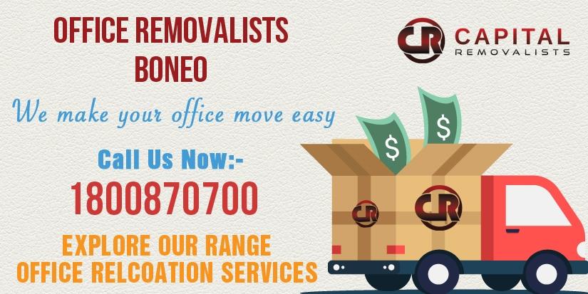 Office Removalists Boneo