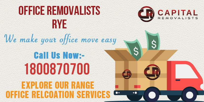 Office Removalists Rye