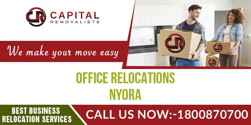 Office Relocations Nyora