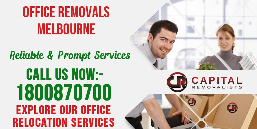 Office Removals Melbourne