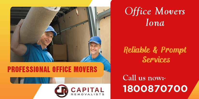 Office Movers Iona